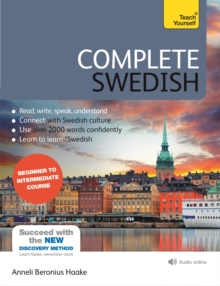 Complete Swedish Beginner to Intermediate Course : (Book and audio support), Mixed media product Book