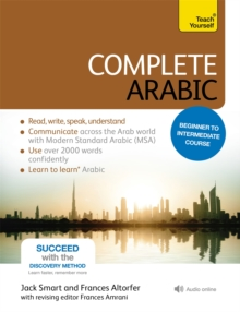Complete Arabic Beginner to Intermediate Course : (Book and audio support), Mixed media product Book
