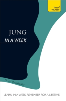 Jung in a Week: Teach Yourself, Paperback Book
