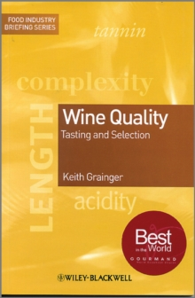 Wine Quality : Tasting and Selection, PDF eBook