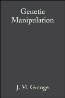 Genetic Manipulation : Techniques and Applications, PDF eBook