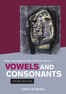 Vowels and Consonants, Paperback Book