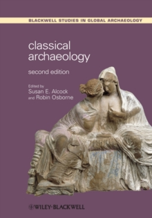 Classical Archaeology, Paperback / softback Book