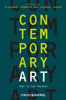 Contemporary Art : 1989 to the Present, Paperback Book
