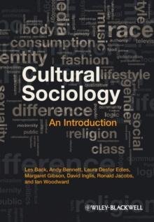 Cultural Sociology : An Introduction, PDF eBook