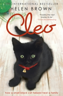 Cleo : How a small black cat helped heal a family, Paperback / softback Book