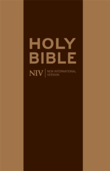 NIV Traveller's Soft-Tone Bible, Paperback Book