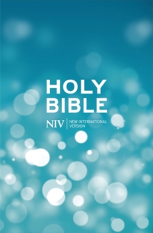 NIV Popular Hardback Bible, Hardback Book
