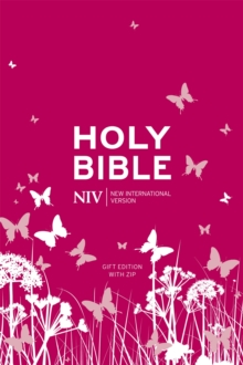 NIV Pocket Pink Soft-tone Bible with Zip, Paperback / softback Book