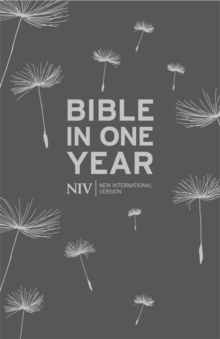 NIV Bible In One Year Hardback, Hardback Book
