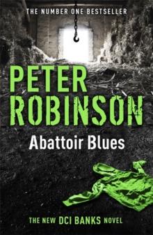 Abattoir Blues : DCI Banks 22, Paperback / softback Book