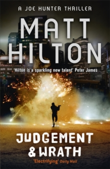 Judgement and Wrath, Paperback Book