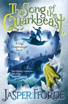 The Song of the Quarkbeast : Last Dragonslayer Book 2, Paperback / softback Book