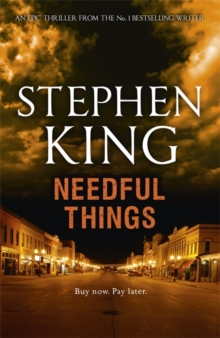 Needful Things, Paperback Book