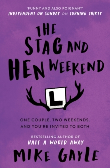 The Stag and Hen Weekend, Paperback / softback Book