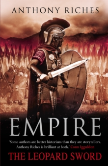The Leopard Sword: Empire IV, Paperback / softback Book