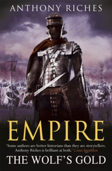 The Wolf's Gold:  Empire V, Paperback / softback Book