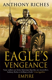The Eagle's Vengeance: Empire VI, Paperback / softback Book