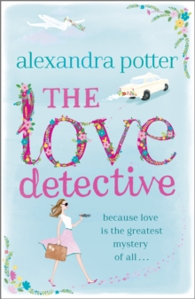 The Love Detective, Paperback Book