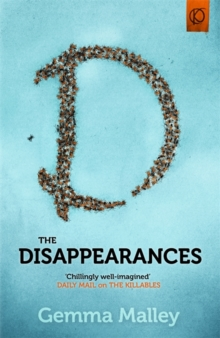The Disappearances, Paperback / softback Book
