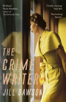 The Crime Writer, Paperback Book