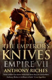 The Emperor's Knives: Empire VII, Paperback / softback Book