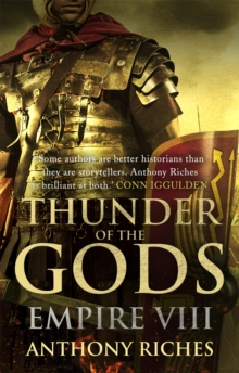 Thunder of the Gods: Empire VIII, Paperback Book