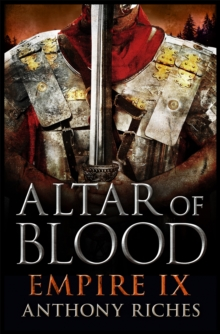 Altar of Blood: Empire IX, Paperback Book