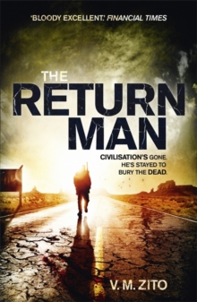 The Return Man, Paperback Book