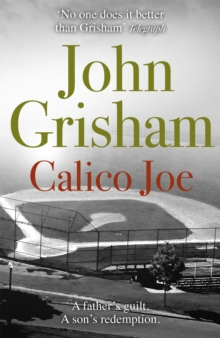 Calico Joe, Paperback Book