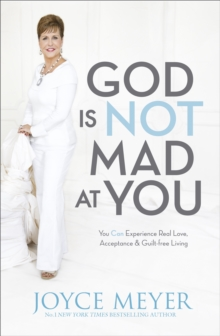 God is Not Mad at You, Paperback Book