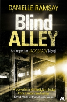Blind Alley : DI Jack Brady 3, Paperback Book