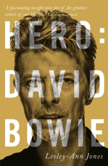 Hero : David Bowie, Paperback Book