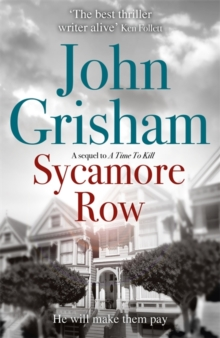 Sycamore Row, Paperback / softback Book