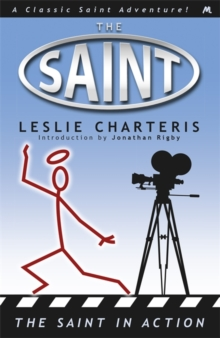 The Saint in Action, Paperback / softback Book