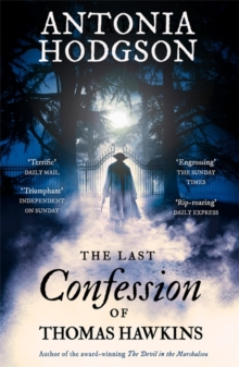 The Last Confession of Thomas Hawkins : Thomas Hawkins Book 2, Paperback / softback Book
