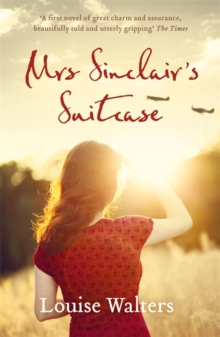 Mrs Sinclair's Suitcase, Paperback Book