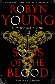 Sons of the Blood : New World Rising Series Book 1, Paperback / softback Book
