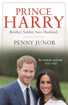 Prince Harry : By the author of The Duchess, Paperback Book
