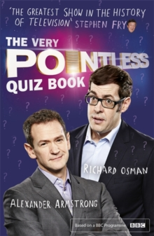 The Very Pointless Quiz Book : Prove your Pointless Credentials, Paperback Book