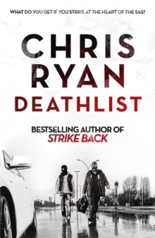 Deathlist : A Strike Back Novel (1), Hardback Book