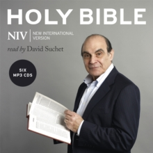 The Complete NIV Audio Bible : Read by David Suchet (MP3 CD), CD-Audio Book