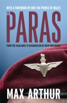 The Paras : 'Earth's most elite fighting unit' - Telegraph, Hardback Book