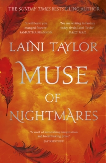 Muse of Nightmares : the magical sequel to Strange the Dreamer, Paperback / softback Book