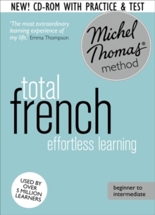 Total French Foundation Course: Learn French with the Michel Thomas Method, CD-Audio Book