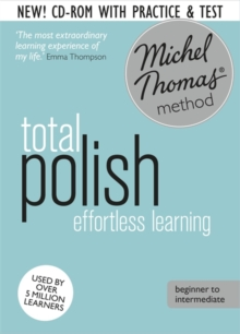 Total Polish Course: Learn Polish with the Michel Thomas Method : Beginner Polish Audio Course, CD-Audio Book