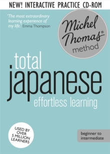 Total Japanese Foundation Course: Learn Japanese with the Michel Thomas Method, CD-Audio Book