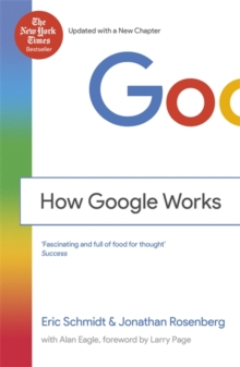 How Google Works, Paperback Book
