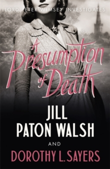 A Presumption of Death, Paperback / softback Book