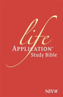 NIV Life Application Study Bible (Anglicised), Paperback Book